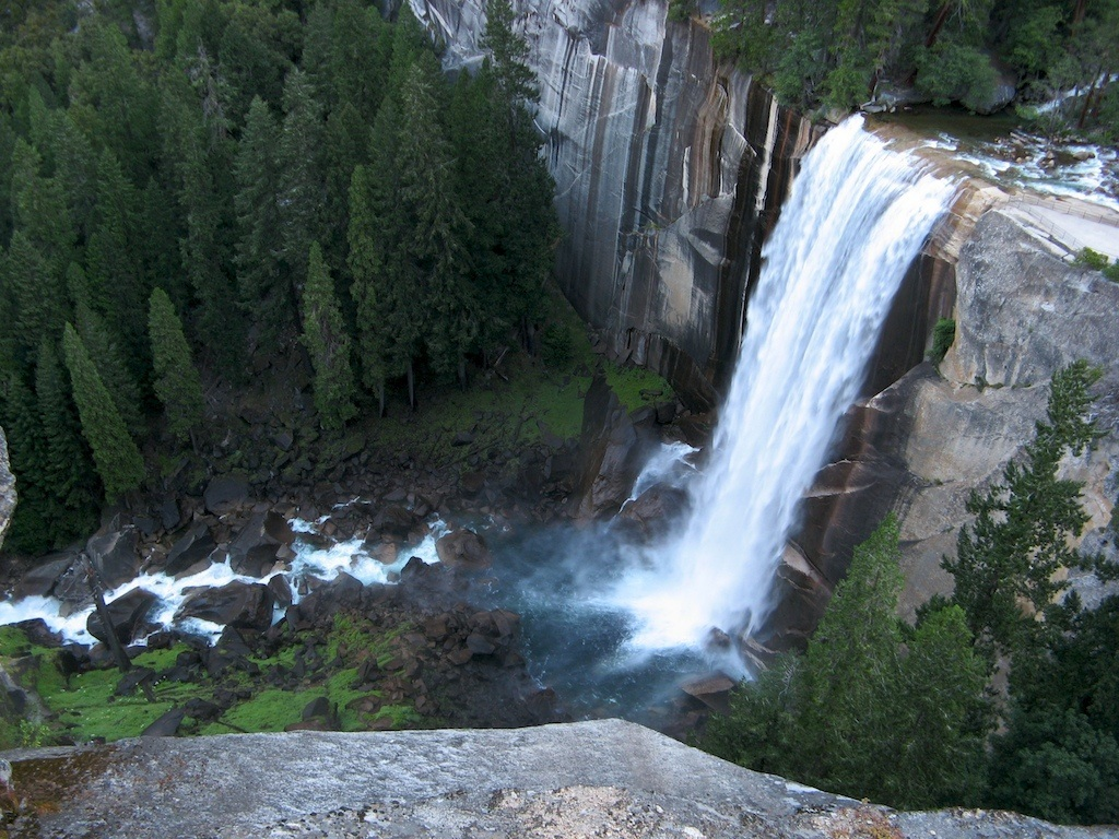 Vernal USA Waterfalls