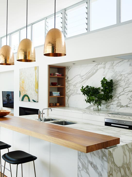 Copper Kitchen Pendant Lights