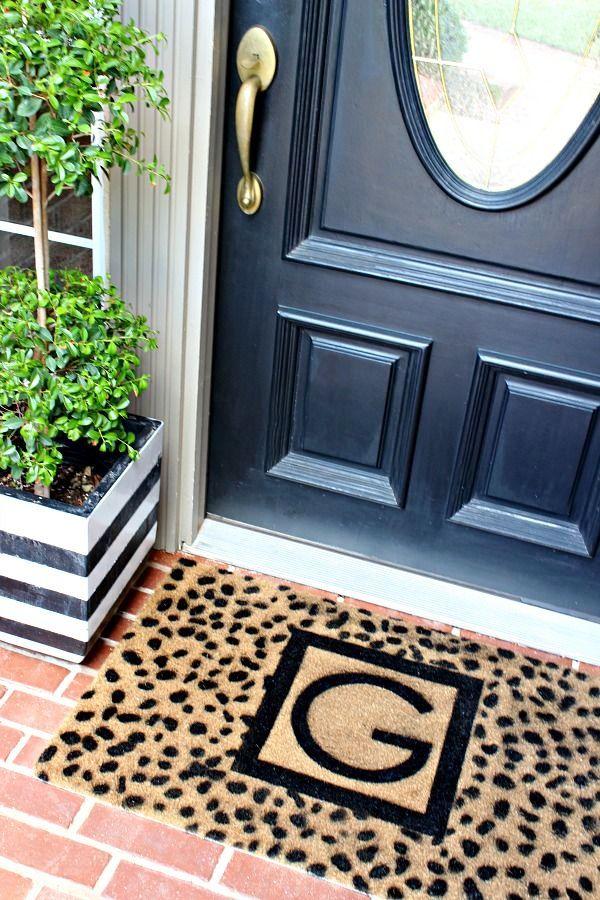 20 Beautiful Welcome Door Mat Design Ideas For Home