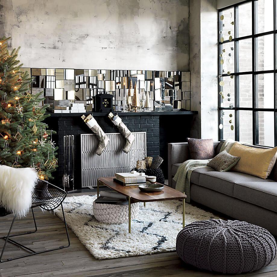 31 Elegant Simple Minimalist Christmas Decor Ideas