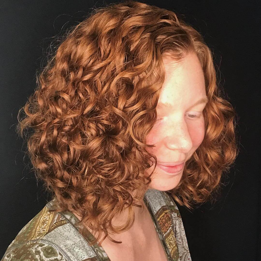 Short Curly Hairstyles (13)