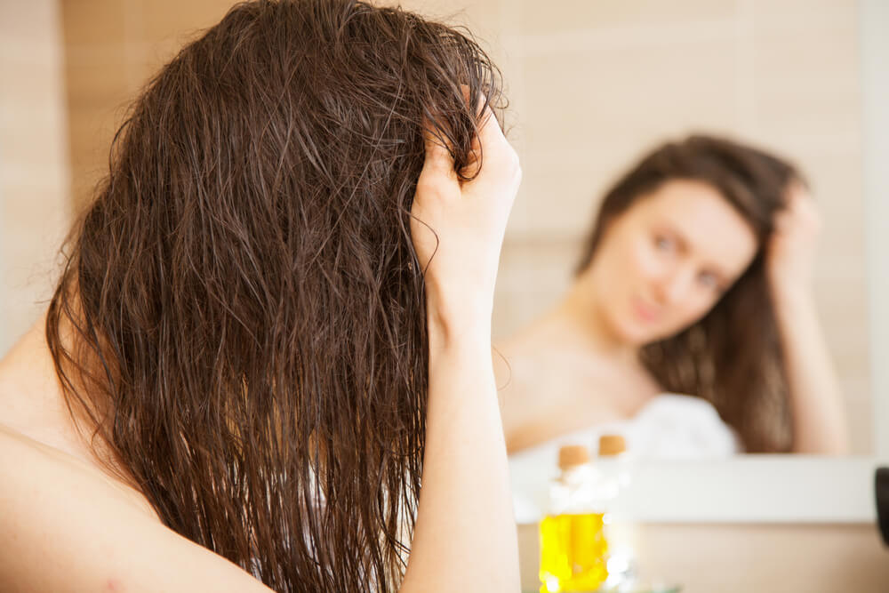 Leave-In Conditioner Treatment