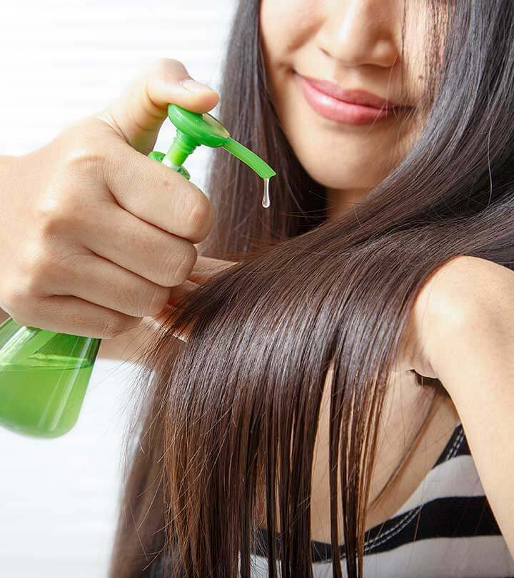 Use Hair Serums After Wash
