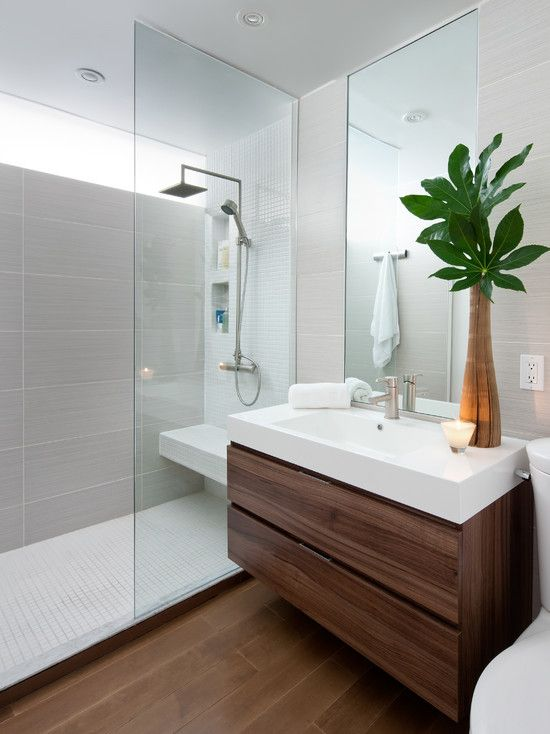 Modern Bathroom Design For Small Space