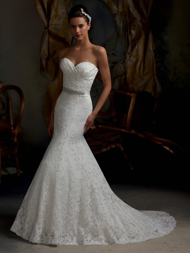 cheap bling wedding dresses