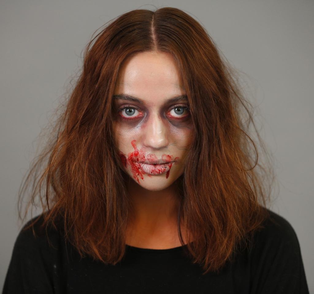 15 cute scary halloween zombie makeup ideas tips halloween makeup ideas solutioingenieria Images