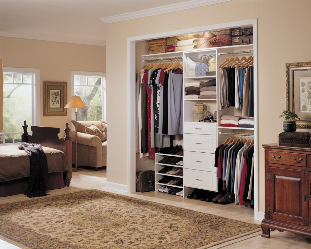 15 custom closet design ideas of your dream by for Bedroom closets designs