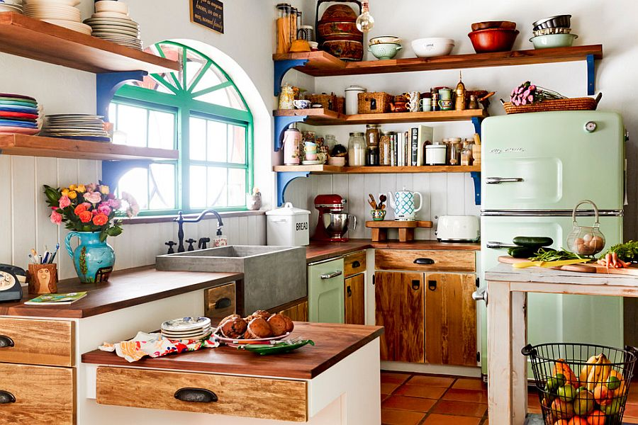 20 Latest Eclectic Kitchen Design Ideas To Try This Year