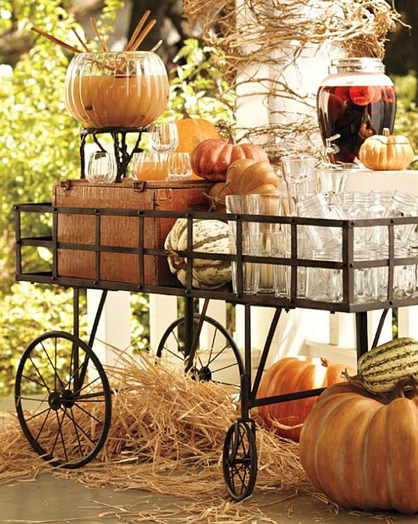 Halloween decorating ideas picture