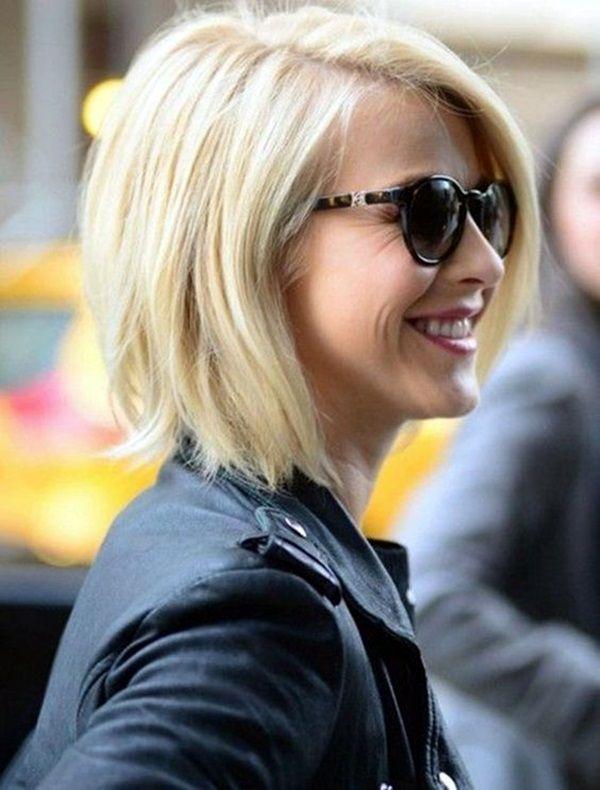2018 Popular Short Fine Hairstyle