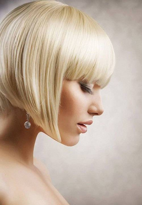 Layered Bob Hairstyles For Fine Thin Hair 84