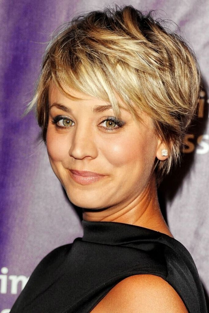 Short Shaggy Hairstyles For Fine Hair