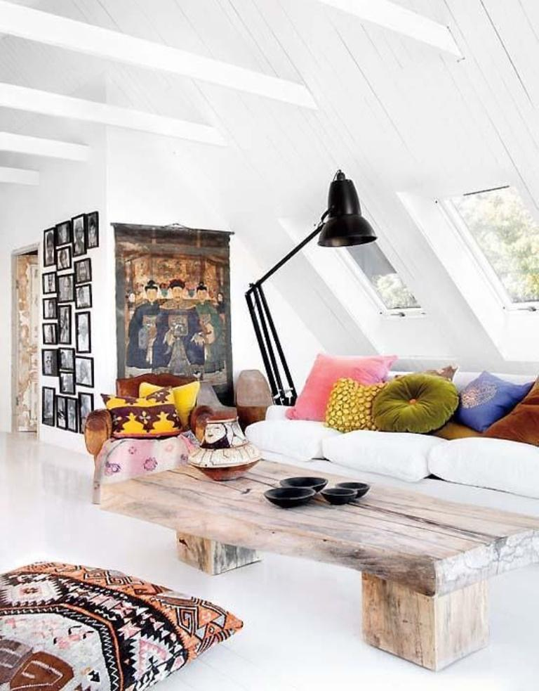Eclectic Swedish Home Interior Design
