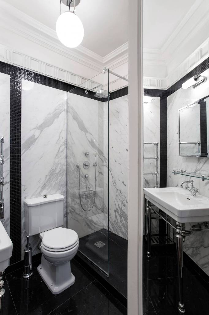 Marble Bathroom Wall Tiles