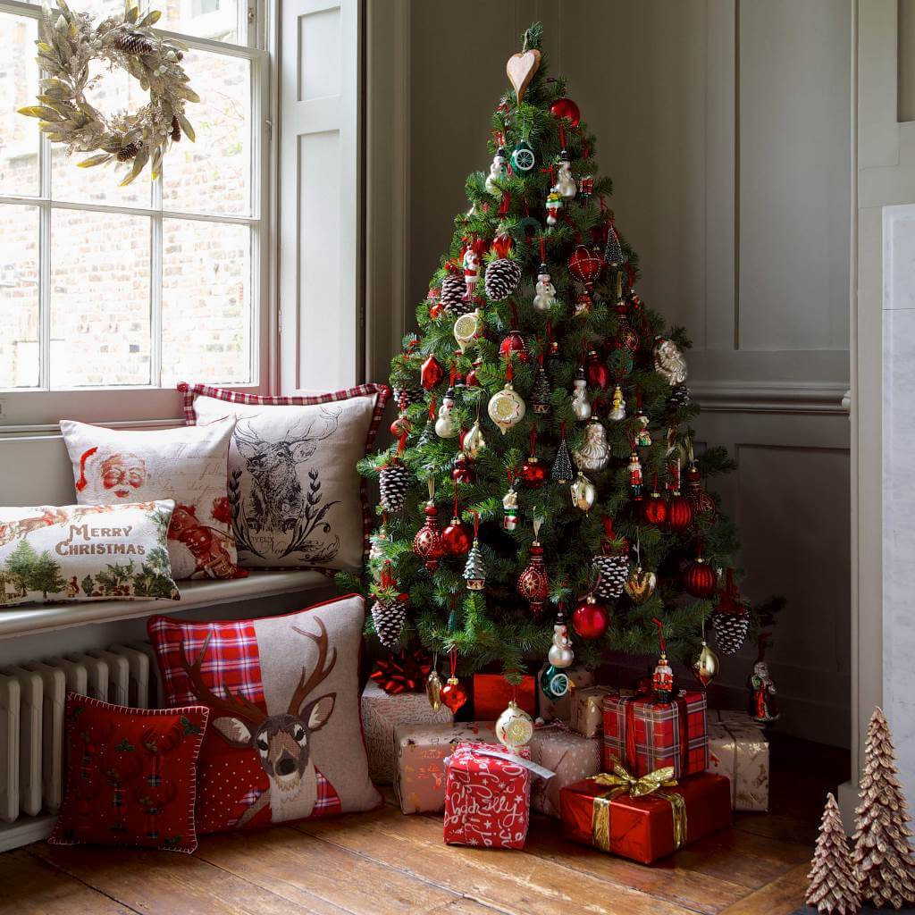 christmas - Cool Christmas Decoration Ideas