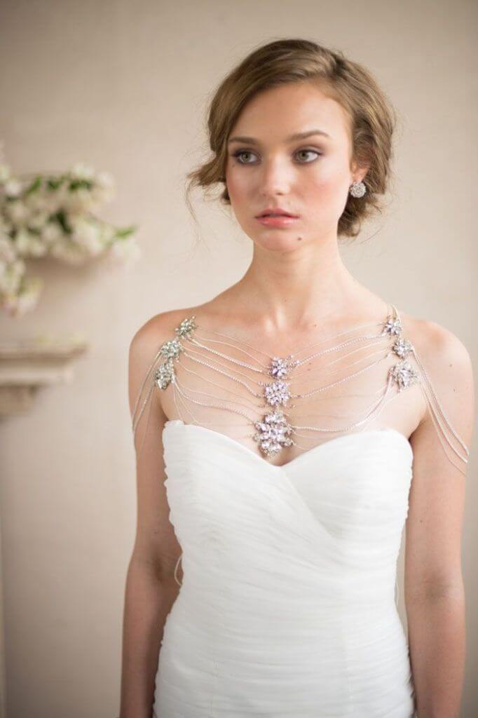 Wedding Jewelry For The Bride
