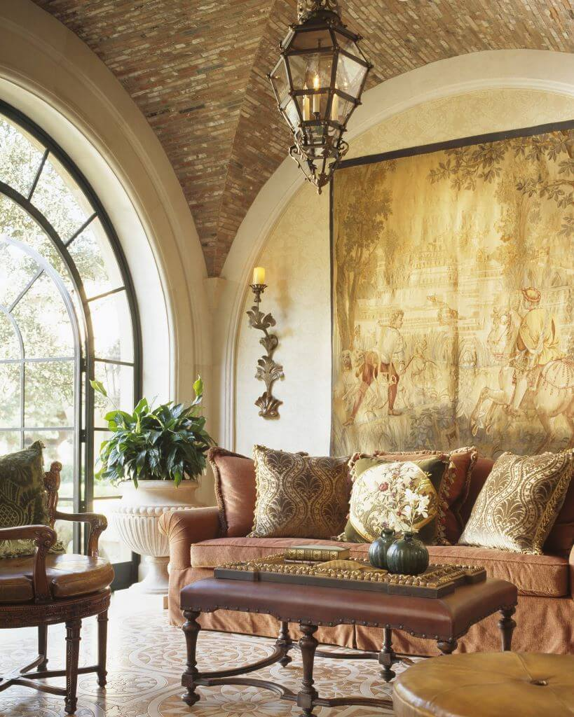 Grand Design in Traditional Room